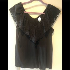 H & M off the shoulder top, like new